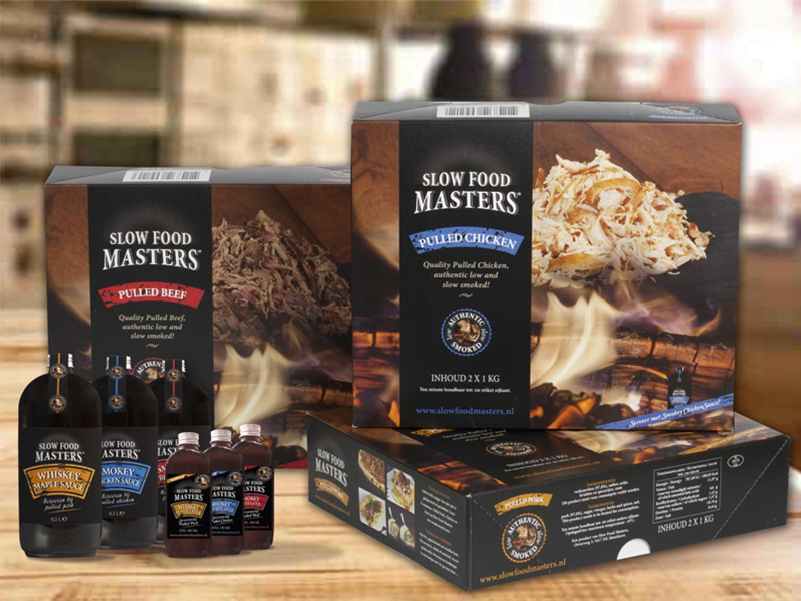 Agrobis slow food masters assortiment
