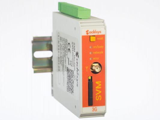 SVM 3G modem